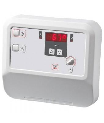 Panou de control cu afisaj digital pentru sauna privata - A2 - 9 kW - Sentiotec