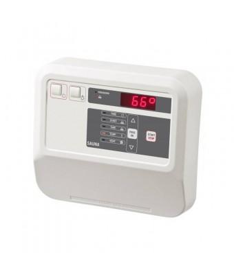 Panou de control cu ventilator si temporizator pentru sauna publica - CV31 - 10.5 kW - Sentiotec