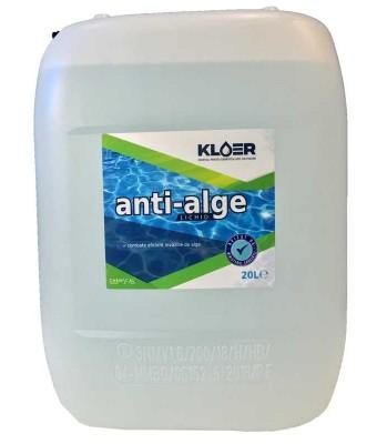 Antialge solutie lichida Kloer 20 Litri