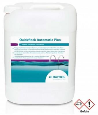 Floculant lichid QuickFlock Automatic Plus 20L- BAYROL