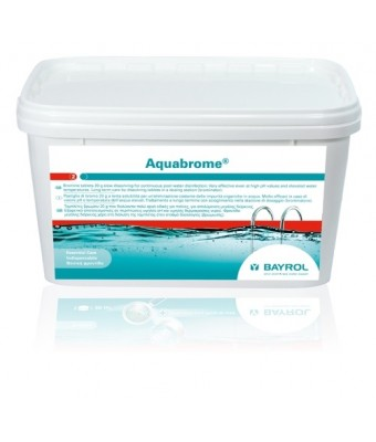 Brom lent tablete Aquabrome Tab - Bayrol 5kG