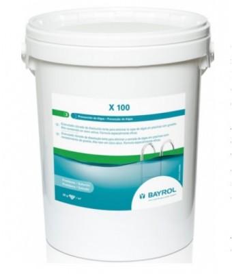Granule clor cu dizolvare lenta Chlorifix x100 - Bayrol