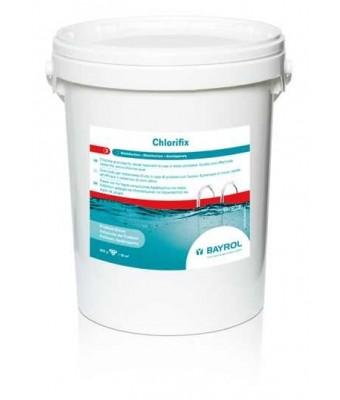 Clor rapid granule Chlorifix - Bayrol 25kG