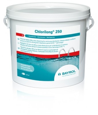 Clor lent tablete Chlorilong 250- Bayrol 5kg