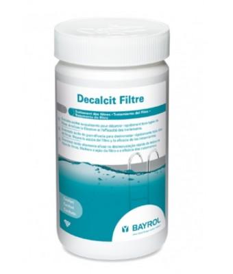 Pudra concentrata pentru inlaturarea depunerilor de calcar si a  grasimii din filtru Decalcit Filtre 1KG - Bayrol