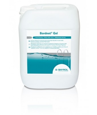 Degresant linie apa piscina gel 10L Bordnet - BAYROL
