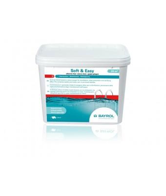 Oxigen activ granule Soft Easy 4.48 kg - 20mc - BAYROL
