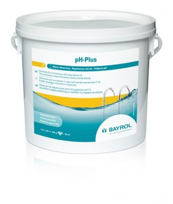 pH plus pudra 5Kg - BAYROL