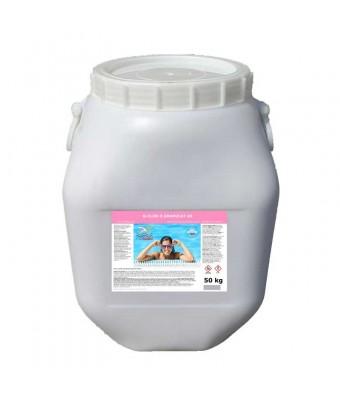 Clor rapid granule 50kg - Poolguard
