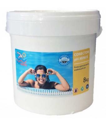 pH minus Granule CHS 10-8 kg - Poolguard