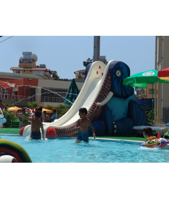 Tobogan Elefant Slide