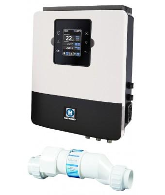Electrolizor de sare Aquarite Plus cu dozare PH integrata 10gr, 60mc - Hayward