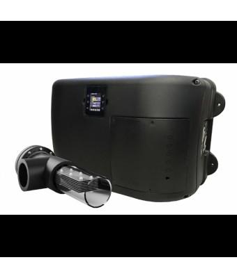 Sistem electroliza cu sare pentru piscina HIDROLIFE - 125 grame / 250 mᶟ - SUGAR VALLEY