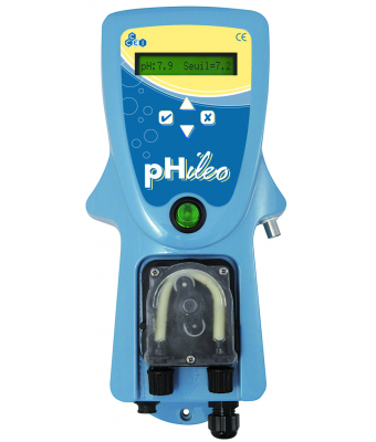 Regulator de  pH  PHILEO