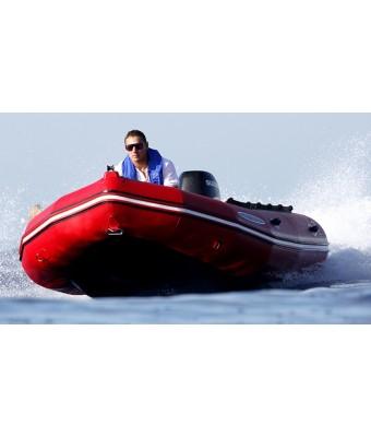 Barca pneumatica Futura Mark2C-370 Alu