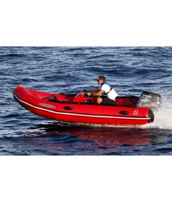 Barca pneumatica Futura Mark2C-370 Alu PACK