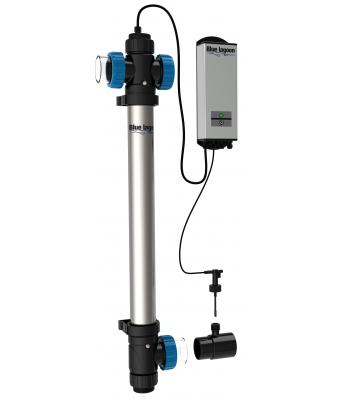 Sterilizator UV-C 140W Amalgam Xpert Duplex- Blue Lagoon