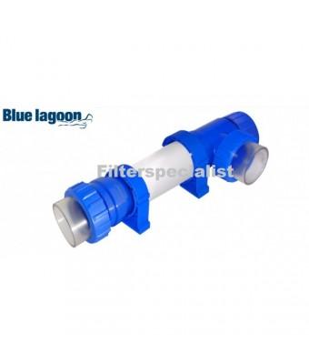Sterilizator cu ultraviolete pentru apa sarata UV-C Salt 40W scurt - Blue Lagoon
